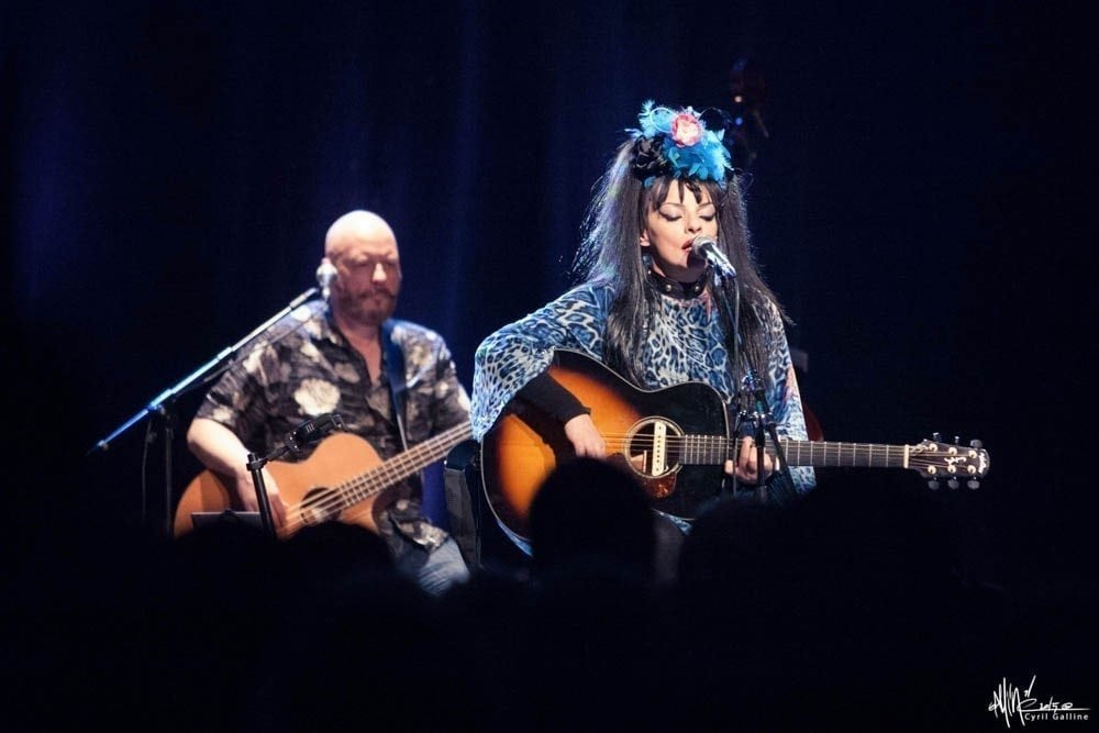 Nina Hagen concert live photo l'usine istres