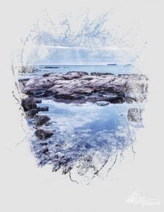 paysage photographie photo land scape art fine art sea water